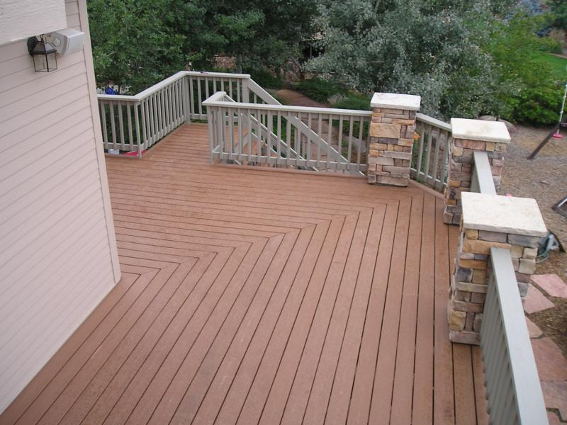 Trex Decking Colors >> RSH Home Improvements - Home